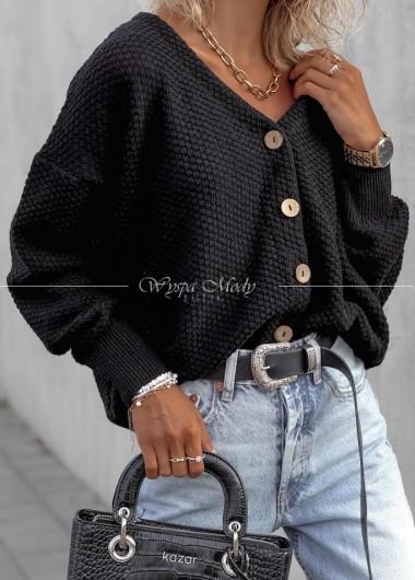 Sweterek Laos black