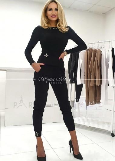 Spodnie Spilit black