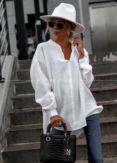 Koszula Laos white