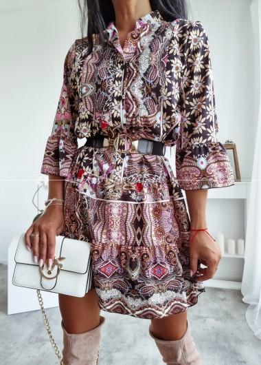 Sukienka oversize bogota
