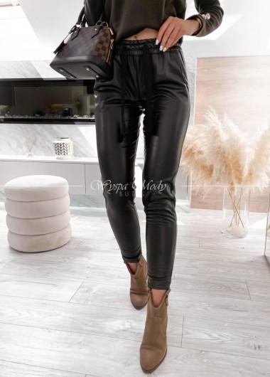 Spodnie Melania black