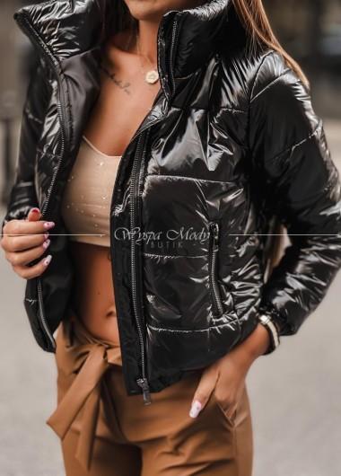 Kurtka Trisha black