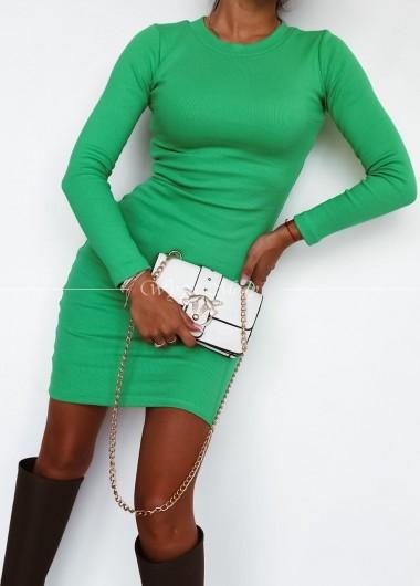 Sukienka Cute green