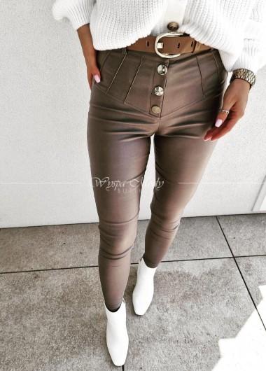 Spodnie pez brown
