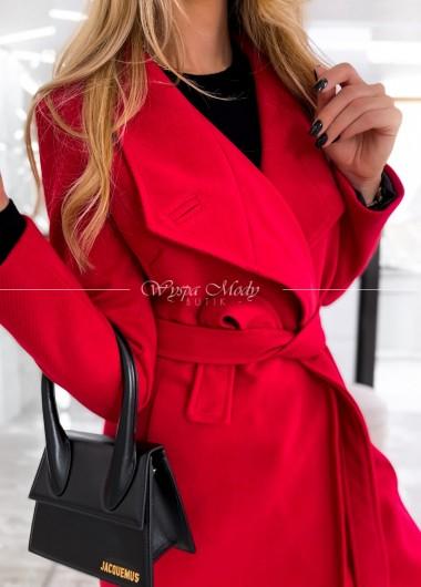 Płaszcz Verso red