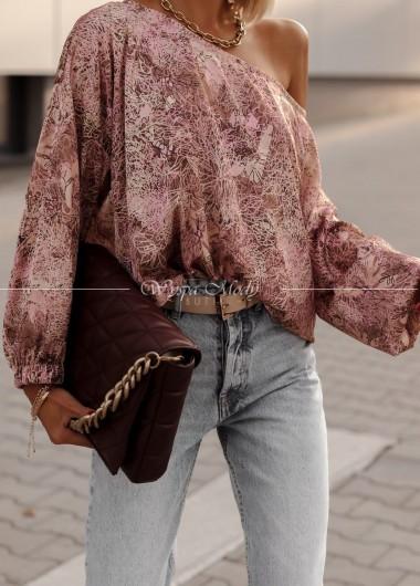 Bluzka Meggi pink