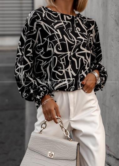 Koszula Samantha print