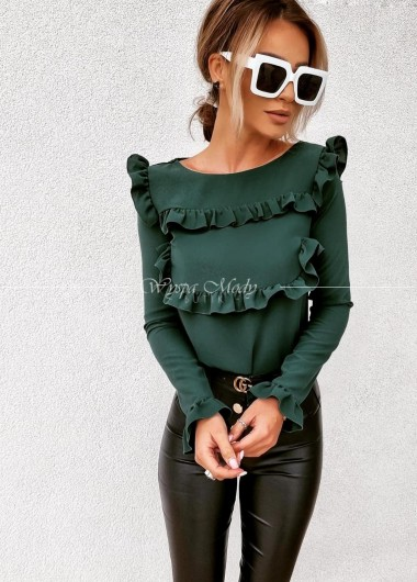 Koszula Lisa green