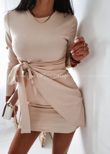 Sukienka Madera beige