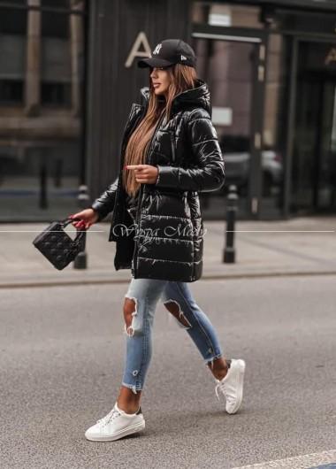 Płaszcz bella black