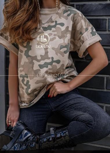 T-shirt moro