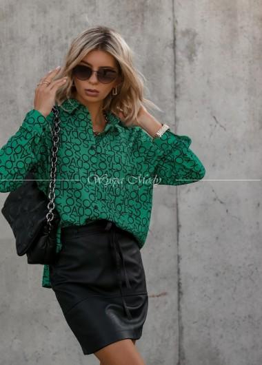 Koszula Wenton green