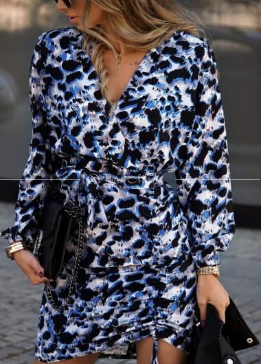 Sukienka Ballani blue