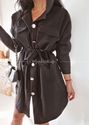 Płaszcz Riley black