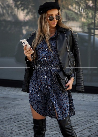 Sukienka Suzanna blue