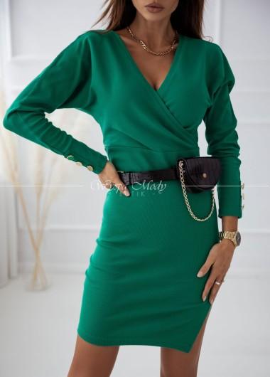 Sukienka Milagros green
