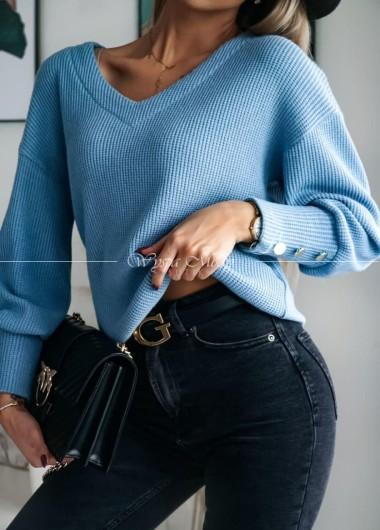 Sweterek Fabiola blue