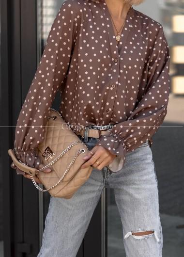Koszula Suzanne Groszki