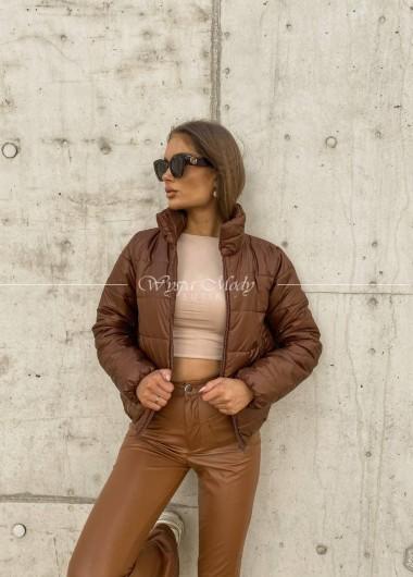 Kurtka Ontario brown