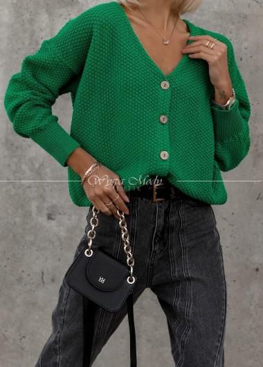 Sweter Ekwador green