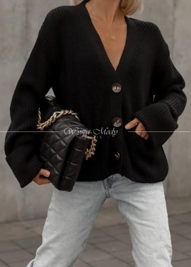 Sweter Aleksandria Black