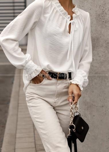 Koszula Eftalia white