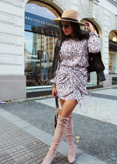 Sukienka wiązana Boliwia