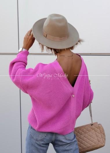 Sweterek Neon Olimp